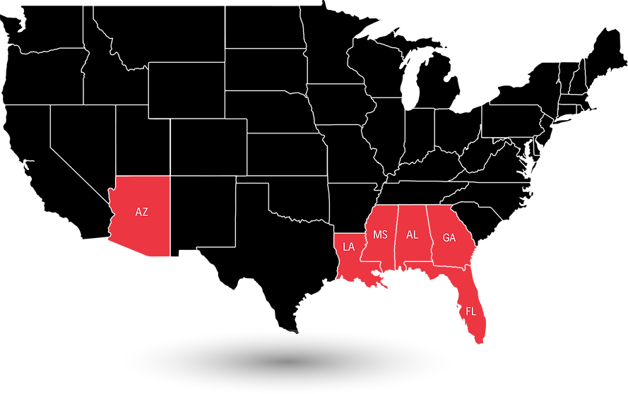states-outlines-silhouette-vector [Conve