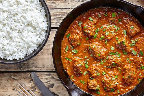 Lamb Madras Meal Deal for 2