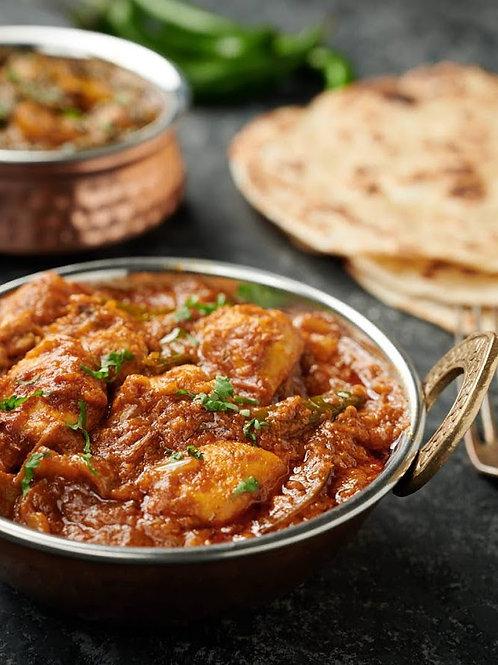 Chicken Tikka Masala Meal for 2