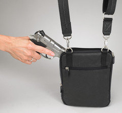 GTM-99 Shoulder Pouch - Black