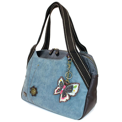 Chala Bowling Bag - New Butterfly