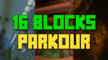 16 Blocks Parkour
