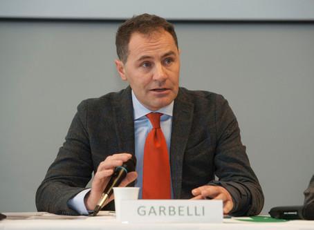 Coronavirus, il messaggio di Giovanni Garbelli
