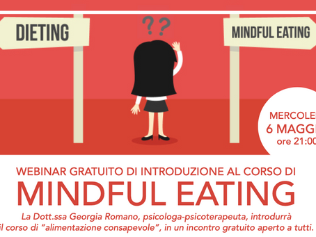Corso di Mindful Eating