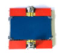 Linear Harmonic Oscillator Top View