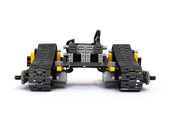 Tank Rover Rear View (Lego Variant)