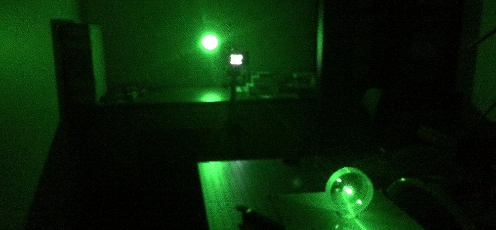 Laser beam characterization