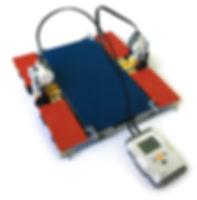 Linear Harmonic Oscillator Frontal View