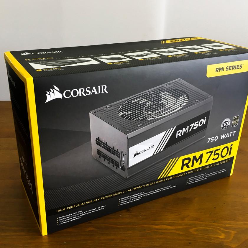 Corsair RM650i Power Supply