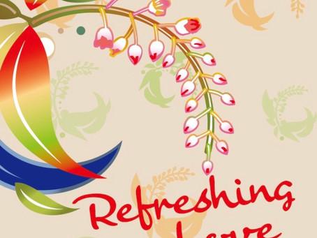 New CD「Refreshing Love」リリース!