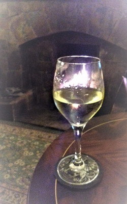 Wine by the fire i