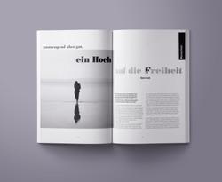 Magazin Layout 3