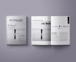 Magazin Layout 2