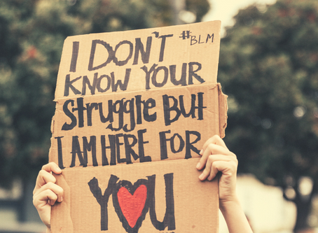 Start Where You Are: The Lifelong Commitment to Being An Ally