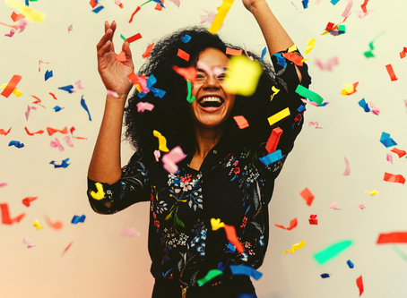 Ending the Year with Confetti: Celebrating Our Wins