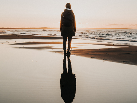 How Can I Make The World A Better Place?: Exploring the Power of Self-Reflection