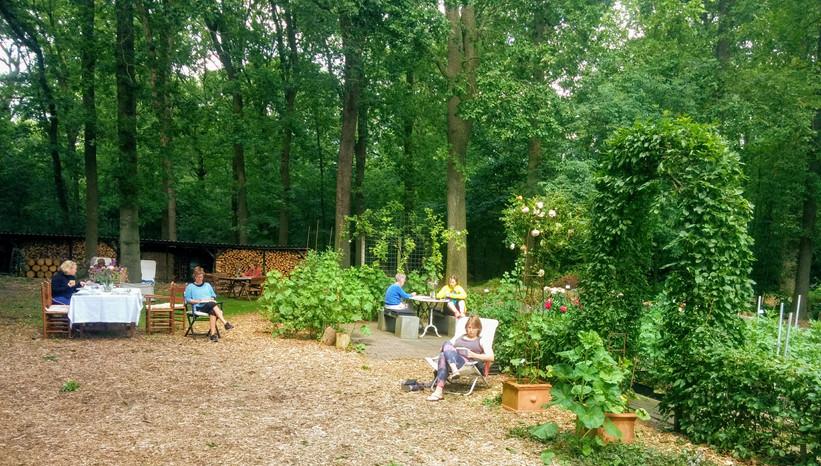 one day retreats in nederland