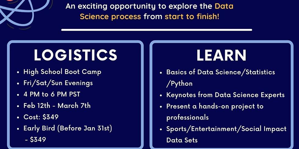 Data Science Academy - Feb Cohort