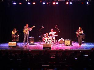 show dos alunos lar da música
