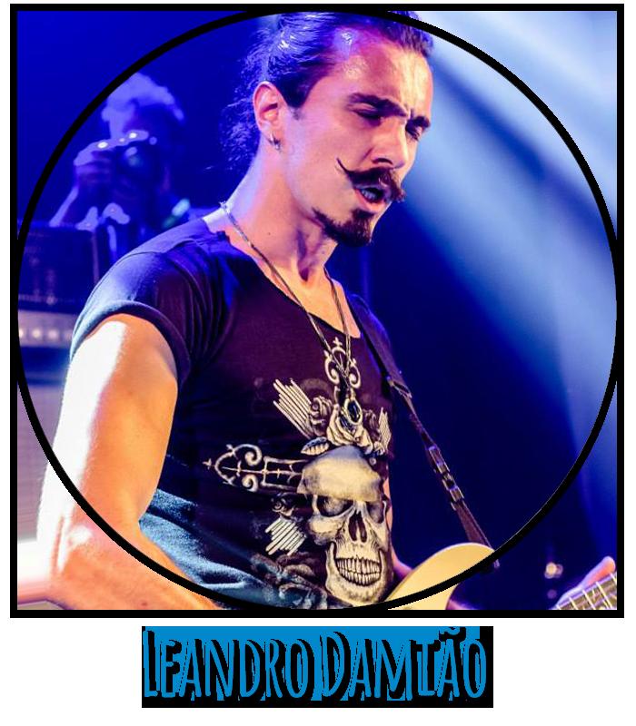 Professor Leandro Damião