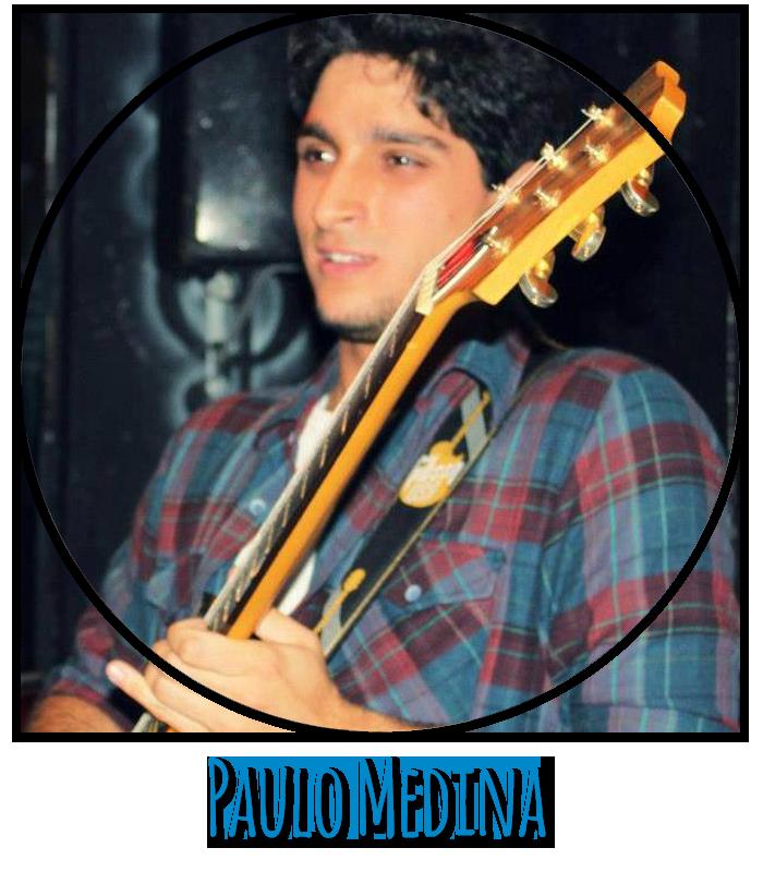 Professor Paulo Medina