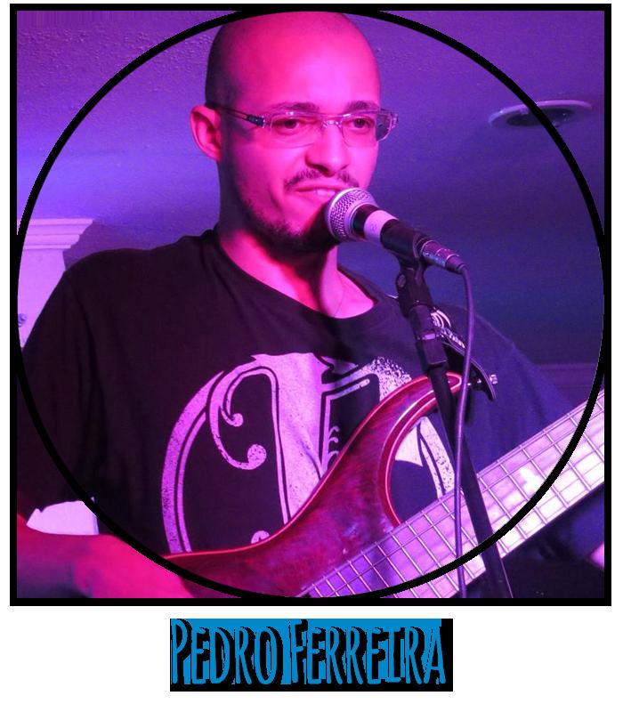 Professor Pedro Ferreira