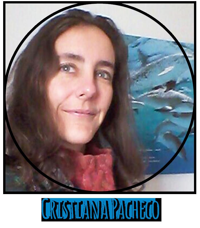 Professora Cristiana Pacheco