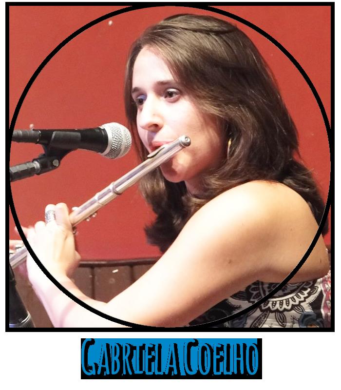 Professora Gabriela Coelho