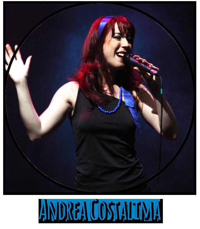 Professora Andréa Costalima