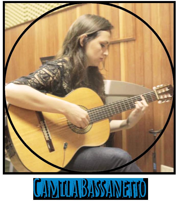 Professora Camila Bassanetto