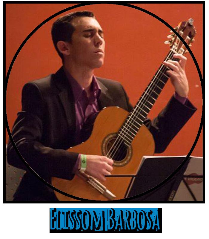 Professor Elissom Barbosa
