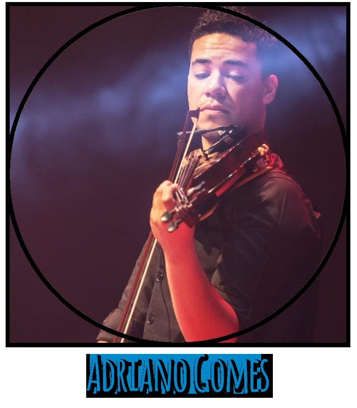 Professor Adriano Gomes