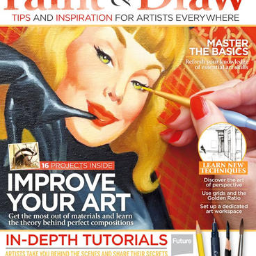 How to Paint & Draw
