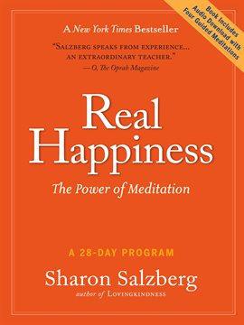 Real Happiness - Sharon Salzberg