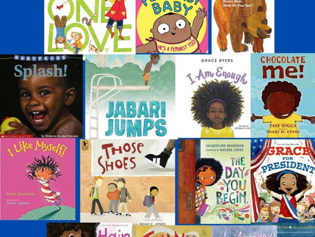 Discussing Race with Young Children: Thoughts from a Mom and a Youth Services Librarian