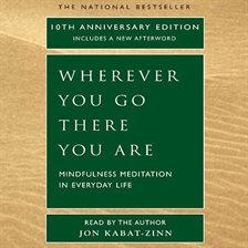 Wherever You Go There You Are - Jon Kabat Zinn
