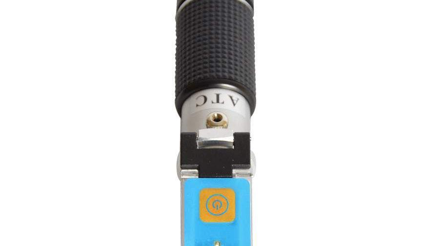 Ledlampje voor refractometer