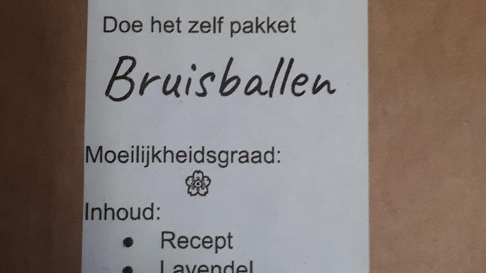 Doe-het-zelf pakket bruisballen