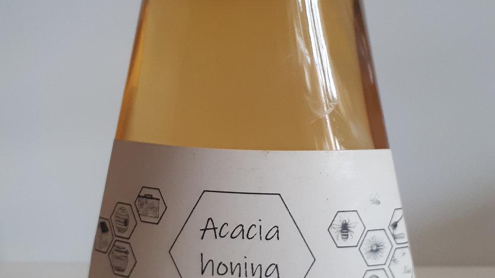 Acaciahoning knijpfles 250ml