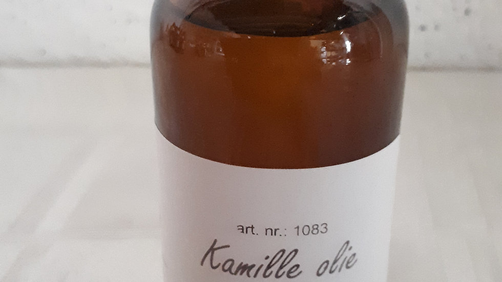 Kamille olie 100ml