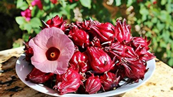 Hibiscus sabdarifa 100gr