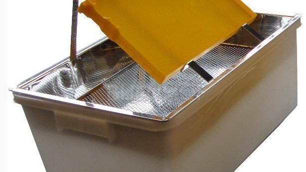 Ontzegelstelling om op tafel te plaatsen met kraan
