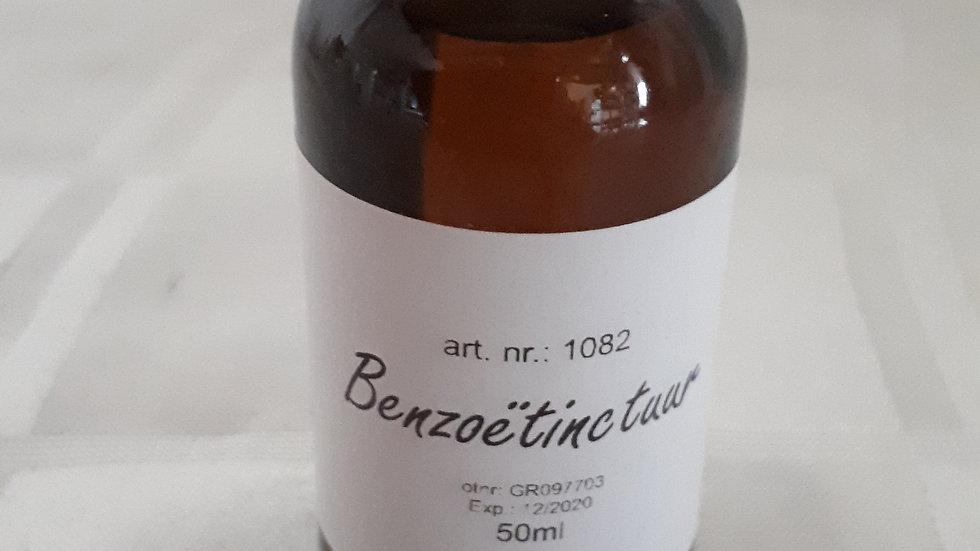 Benzoëtinctuur 50ml