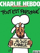 Today's edition of 'Charlie Hebdo'