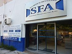 Entreprise SFA La Trinité