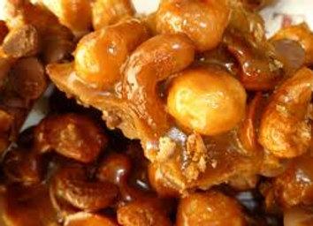 Cashew Macadamia Crunch