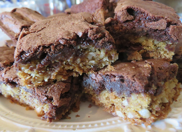 Chocolate Chip Brownie Brookie