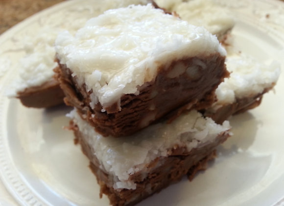 Macadamia Coconut Fudge