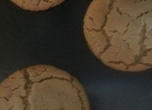 Giant Peanut Butter Cookies