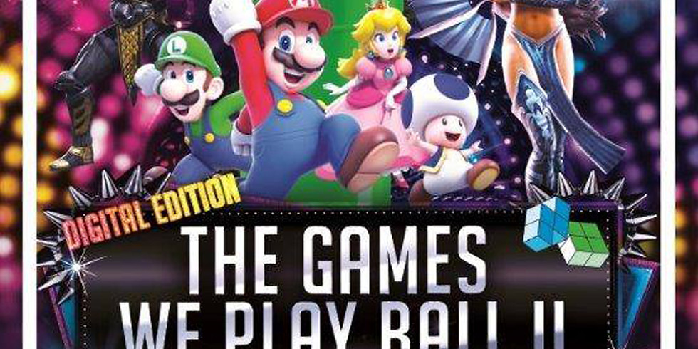 2nd Annual Prevention Ball: The Games We Play